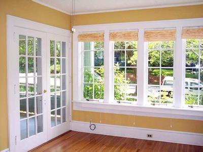 武汉门窗公司分享系统门窗和普通门窗的区别